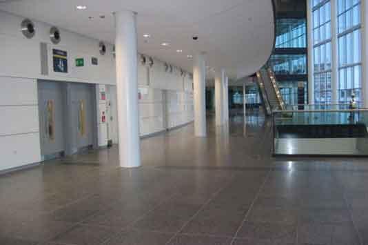 Wembley Stadium Tiling