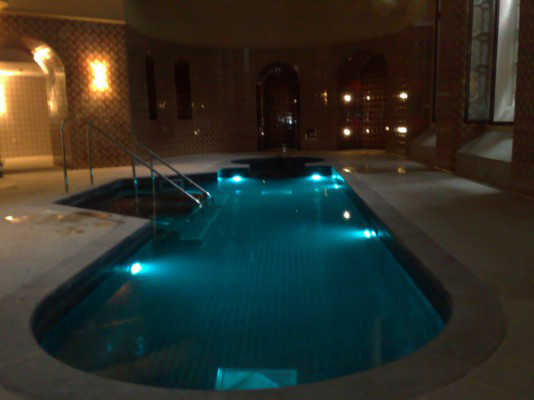 St Pancras Chambers Hotel Leisure Centre