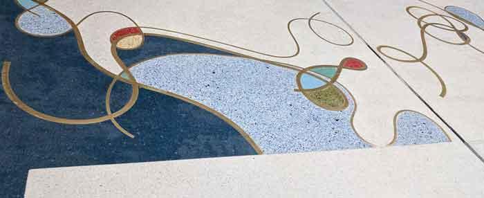 Terrazzo tiling london