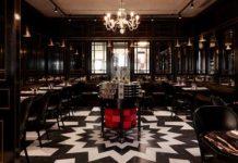 Café Wolseley Stonework