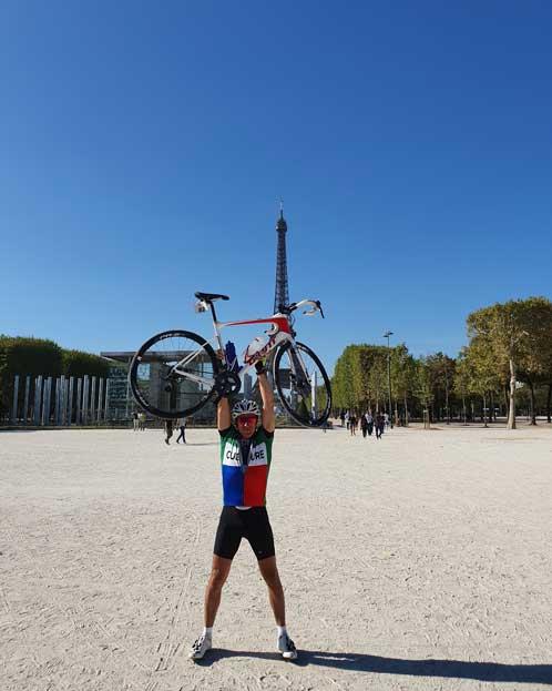 Charity Bike Ride for Cure Leukaemia