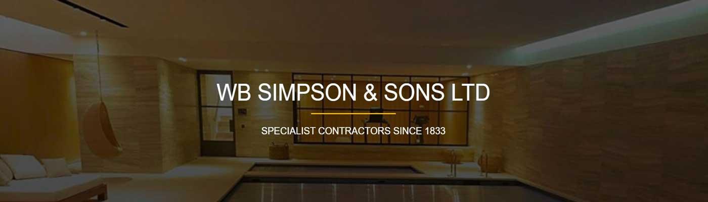 W.B. Simpson & Sons Ltd