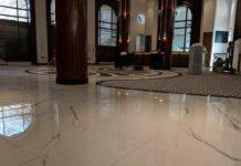One Aldwych Hotel, Ceramic & Marble Tiling