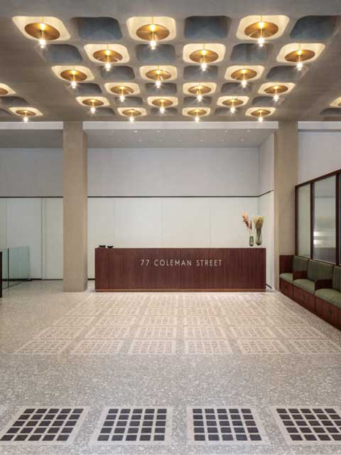 Terrazzo & Ceramic Tiling. 77 Coleman Street