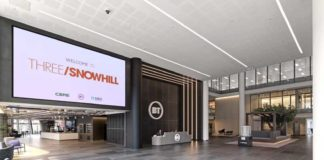 Three Snow Hill Birmingham