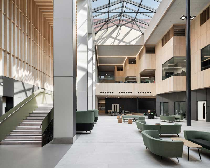 School of Architecture and the Built Environment, University of Wolverhampton